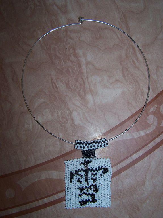 Album - Tissage de perles
