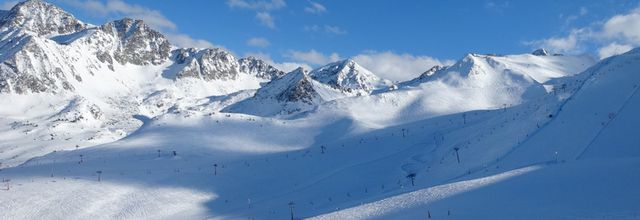 Au Pas de la Case, en Andorre