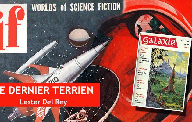 👽📚 LESTER DEL REY - LE DERNIER TERRIEN (THE LAST EARTHMAN, 1965)