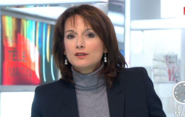 2012 12 13 - LAURENCE OSTOLOZA - FRANCE 2 - TELEMATIN @07H40