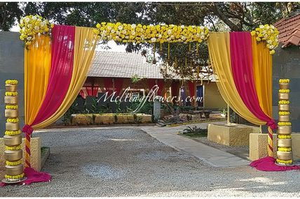 Bangalore Events- Top 7 Wedding Halls In South Bangalore To Consider