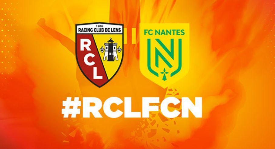 RC Lens / FC Nantes (Ligue 1) en direct mercredi sur Téléfoot la chaîne !