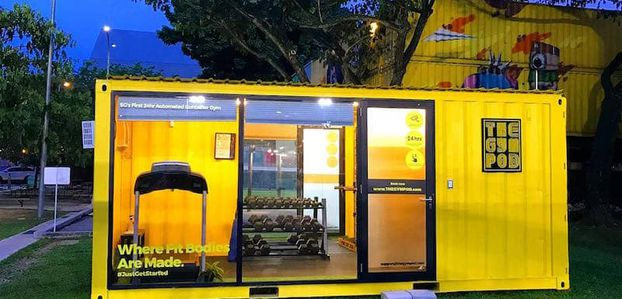 5 Affordable Gyms Near Tanjong Pagar for $100 Per Month