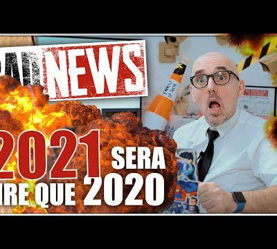 LA BADNEWS DE 2021 est sortie.