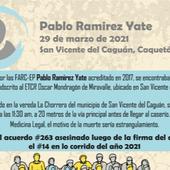 Colombie : Nouveau meurtre d'un ex-guérillero signataire du traité de paix - Analyse communiste internationale