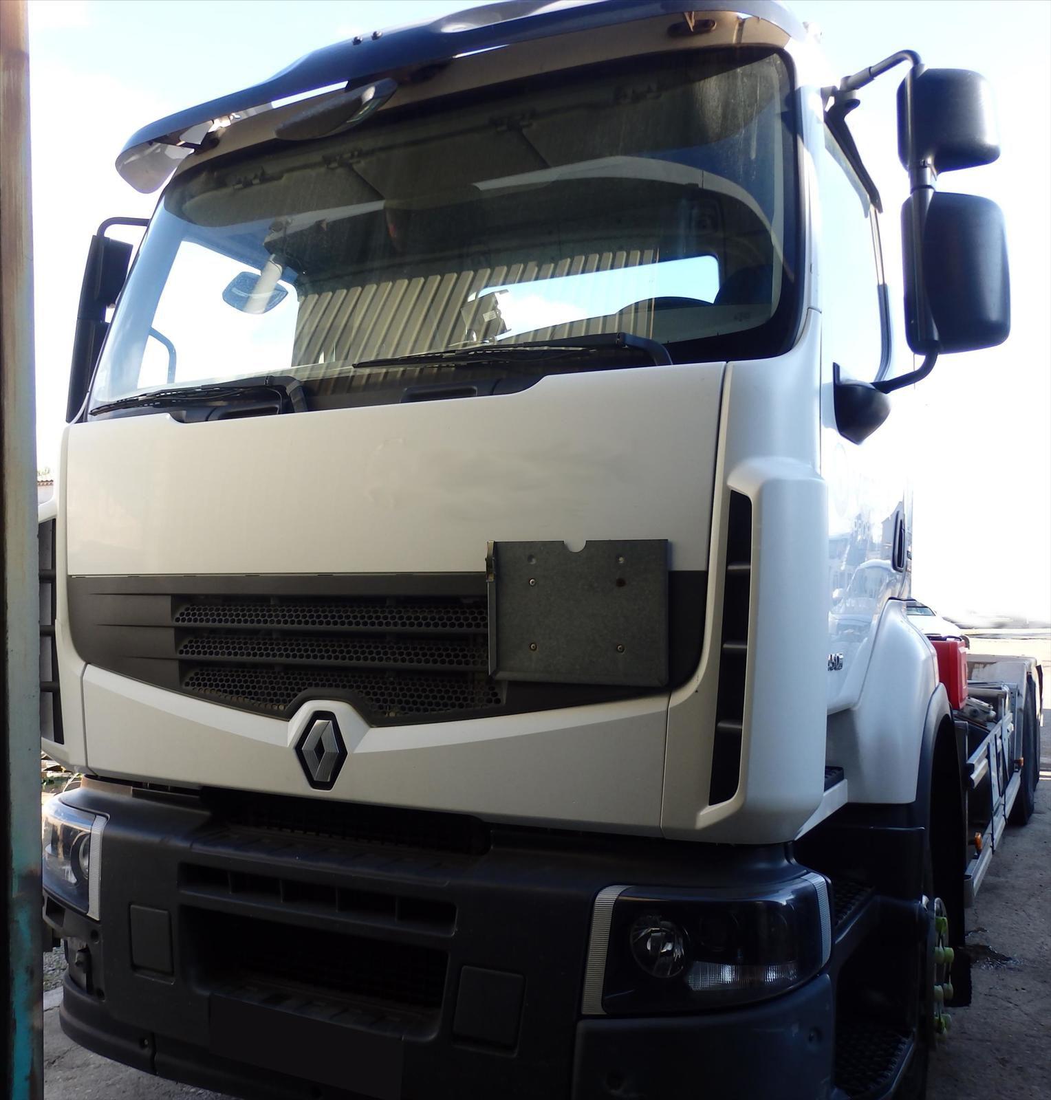 Camion Ampliroll Empirolle 6x2 Renault Premium Lander 450 Tel: 0608066192 TRANSCOMM13 Pierre BASSAT