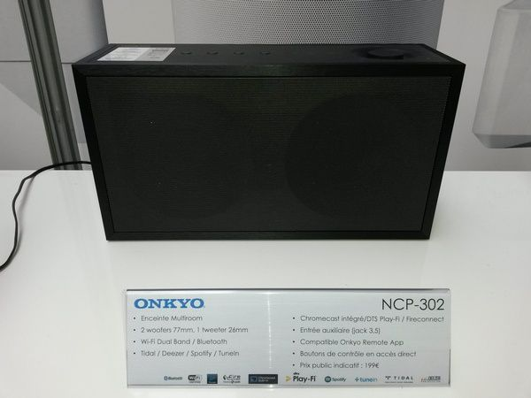 Onkyo - Pionner - Teac @ Sound Days 2018 - photos: Tests et Bons Plans