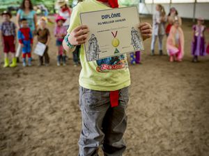 Stage Comines-jour du diplôme (25/07/2014)