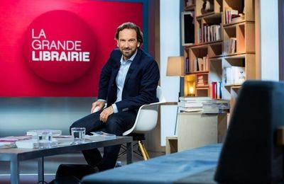 « La Grande Librairie » : Les invités du mercredi 30 Septembre sur France 5