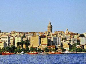 Istanbul-Rives du Bosphore