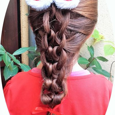 Tresse - maillons !