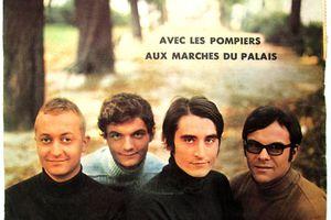 Le Quartet de Lyon - Avec les pompiers / Aux marches du palais - 1969