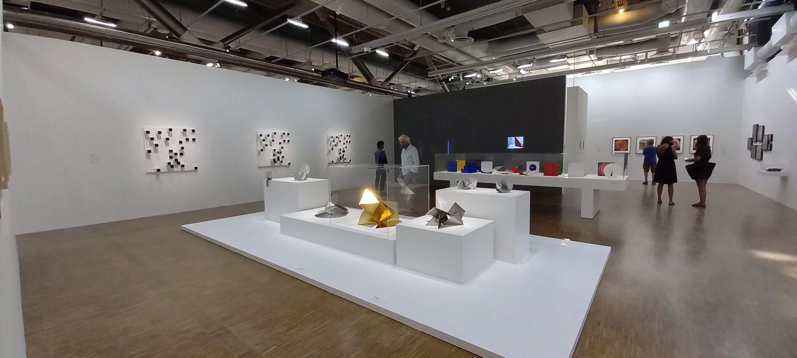 """Expo """"ELLES font l'ABSTRACTION"""" au centre POMPIDOU - 3ème partie"""