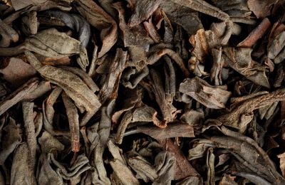 Thé noir Tchando Lotus