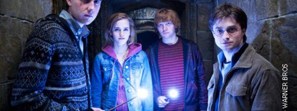 « Harry Potter et les reliques de la mort - partie 1 » le dimanche 19 Octobre sur TF1