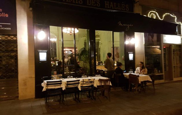 Margùs (Paris 1) : Restons Groupés !