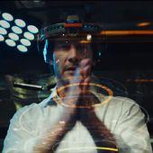 Replicas, Keanu Reeves in quattro nuovi poster del curioso thriller sci-fi