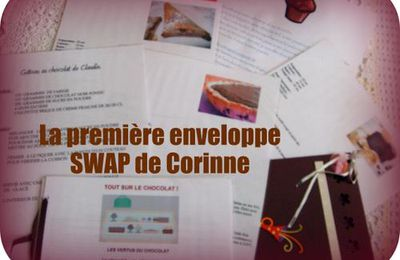 Je swappe, Corinne swappe, nous swappons !!