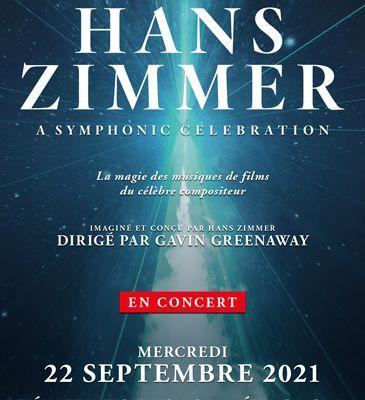 Revivez la bande originale de la carrière de Hans Zimmer, au Zénith de Toulouse