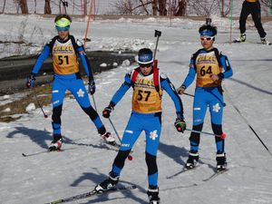 Finale SAMSE Biathlon Tour U16 : Les photos