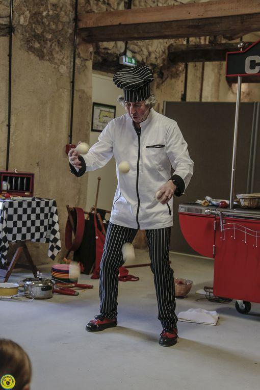 La Mure Argens  : Gary Cooker et sa cuisine virvoltante ouvre les portes de la minoterie
