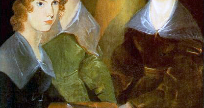 La famille Brontë dans le West Yorkshire