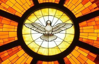 Messe de la Pentecôte, dernier dimanche du Temps Pascal