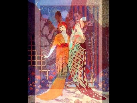 Quelques illustrations de Georges Barbier