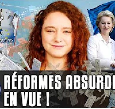 ÉCONOMIE : L'UNION EUROPÉENNE FIXE SES RÈGLES, LES FRANÇAIS DEVRONT PAYER