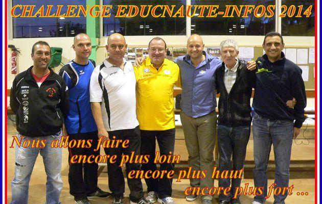 Les (Onze) Premières Affiches du Challenge EDUNAUTE-INFOS 2014