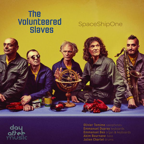 The Volunteered Slaves en concert le 23/09 à Paris au 360 Music Factory // sortie de l'album