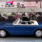 FACEL VEGA 2 CABRIOLET 1962 SOLIDO 1/43. - car-collector.net: collection voitures miniatures