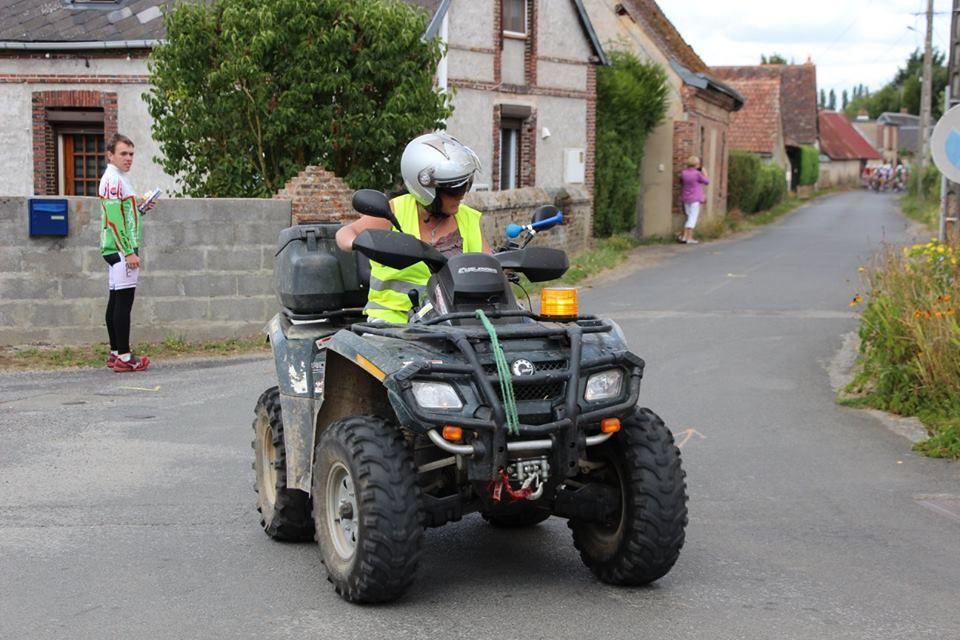UFOLEP 3 et GS de La Guéroulde (27) de belles places d'honneur et de belles photos
