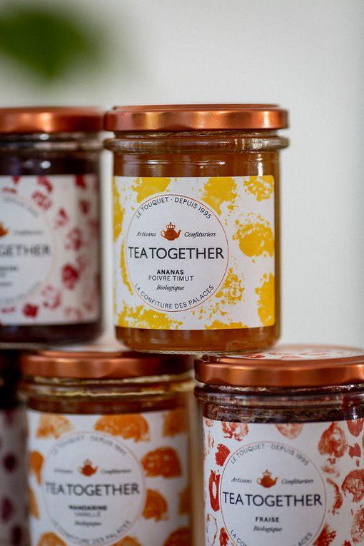 Confitures Tea Together