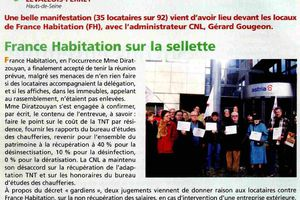 Manifestation du 13/02/2012 suite