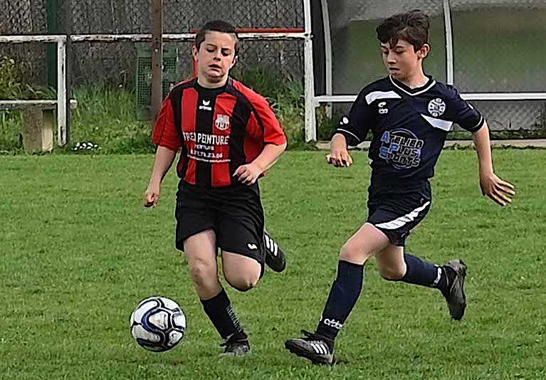 LA TOUR D'AIGUES :  Un grand tournoi de football jeunes pour l'Ascension