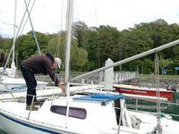 Escapade au YC DER (Port de Nemours)