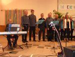 Cinquante choristes ovationnés à Giez