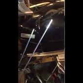 Goldwing Unsersbande - changement joint spy sélecteur vitesse goldwing 1500
