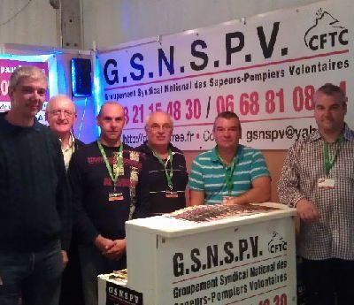 La GSNSPV à Amiens