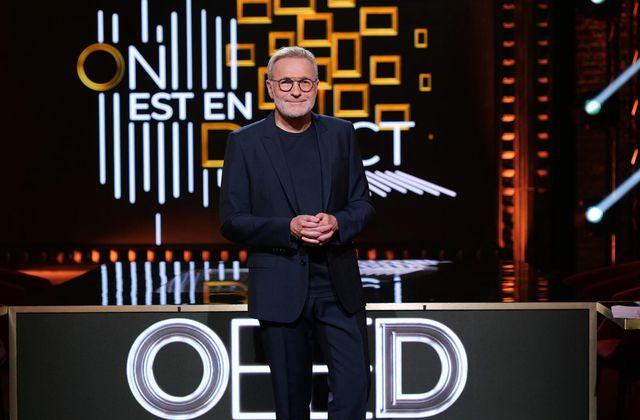 Les invités du talk On est en direct, avec Laurent Ruquier, ce samedi 28 novembre sur France 2.