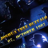 U2 -Joshua Tree Tour -Buffalo ,USA 07/10/1987 -Memorial Auditorium - U2 BLOG