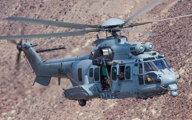 """L'Escadron d'Hélicoptères 1/67 """"Pyrénées"""" sera intégré au Commandement des Opérations Spéciales en 2015"""