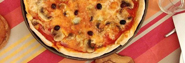 La meilleure pizza au monde est française