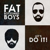 "Sortie de "" Let's Do It! "", premier album de Fat Bottomed Boys - Stars et people - ZIKEO"