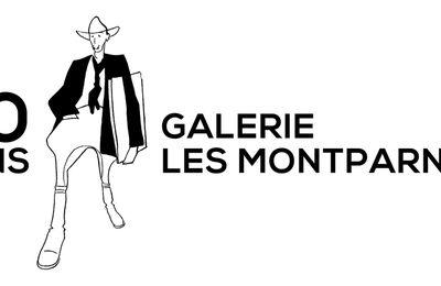 La galerie Les Montparnos a 10 ans !