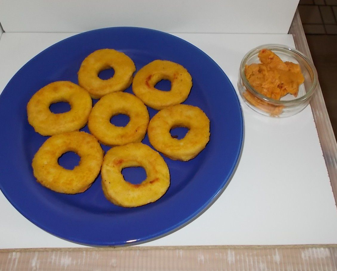 Penny Mike Mitchell's Chicken Donuts mit Chili Cheese