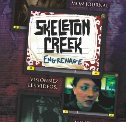 Skeleton Creek : Engrenages (Tome 2)
