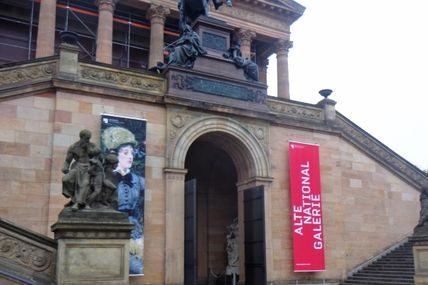 Berlin - Alte Nationalgalerie