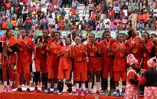 Afrobasket féminin 2017 : l'Angola avec huit championnes d'Afrique !